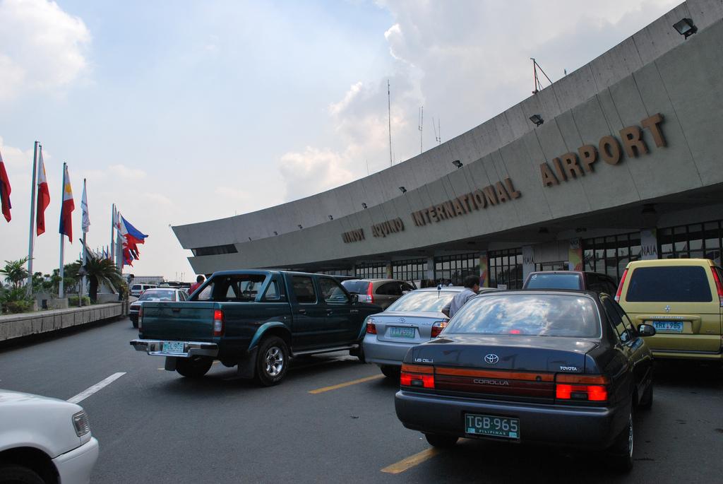 Letiště Manila