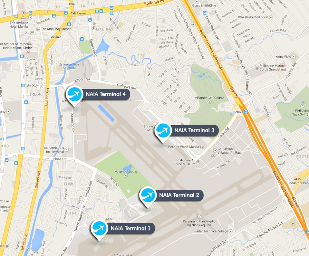 NAIA-Terminal-Map