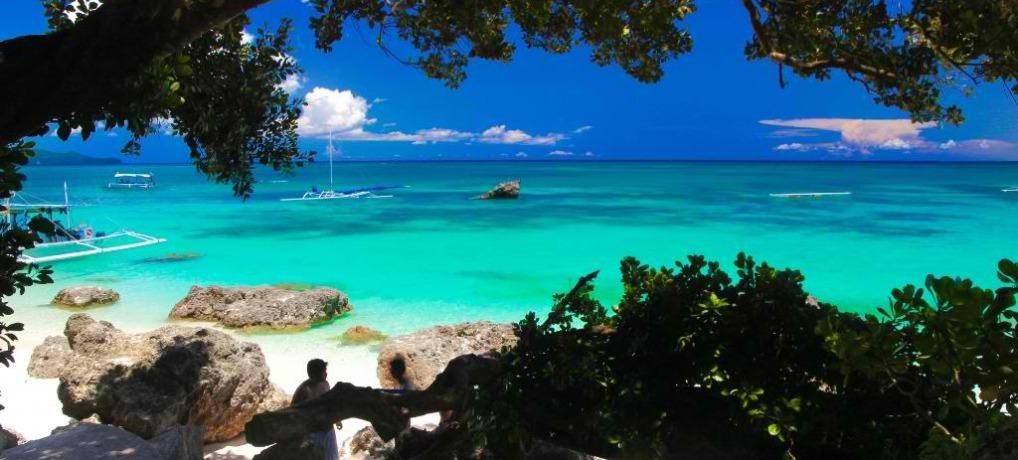 Průvodce ostrovem Boracay