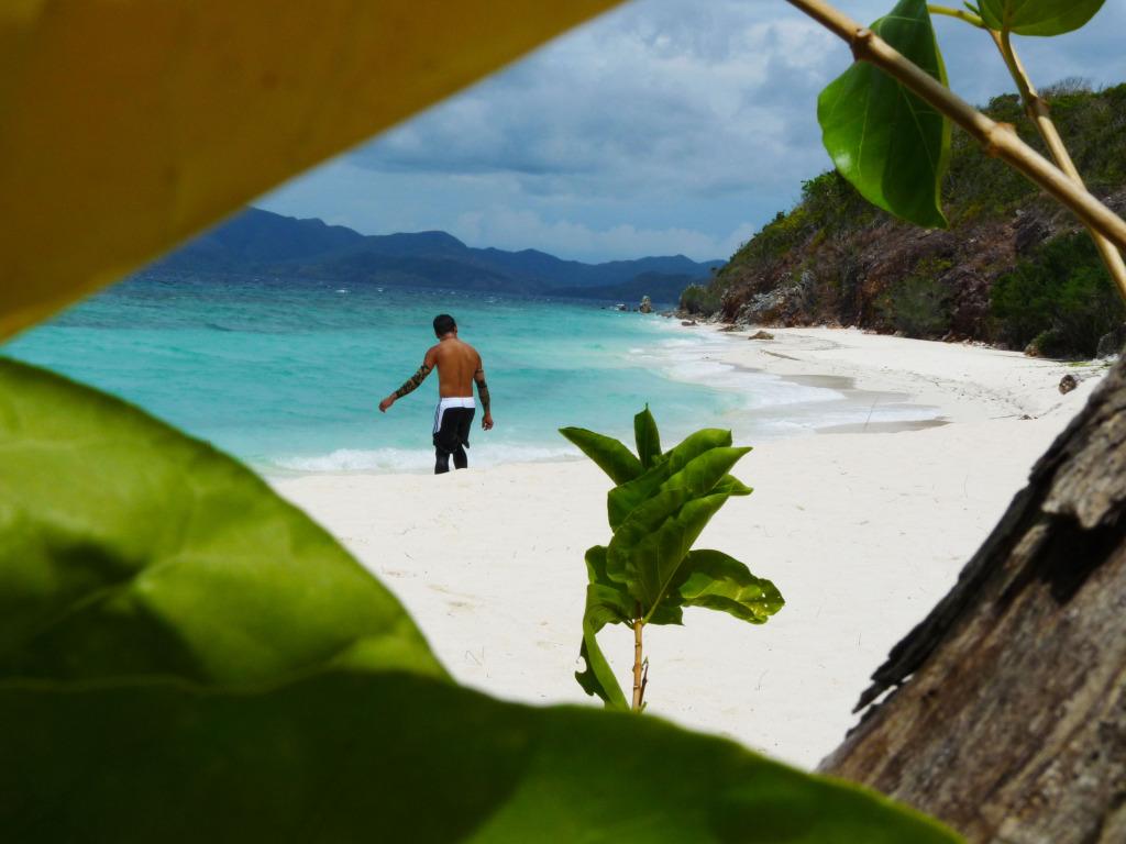 Malpascua island