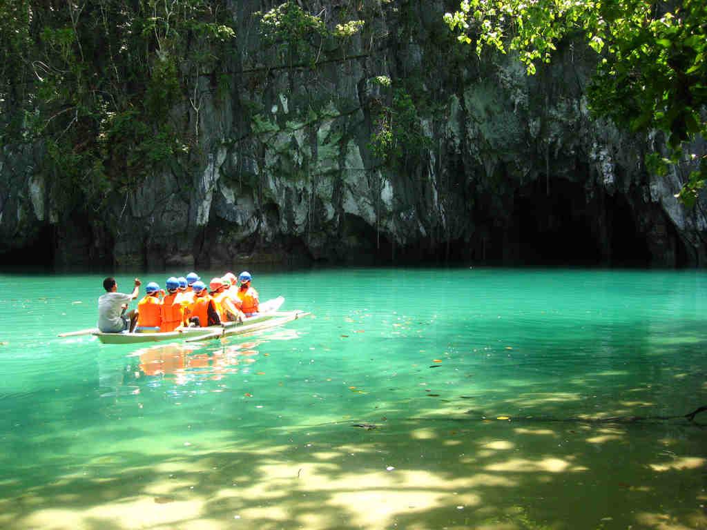Sabang a nejdelší podzemní řeka na světě