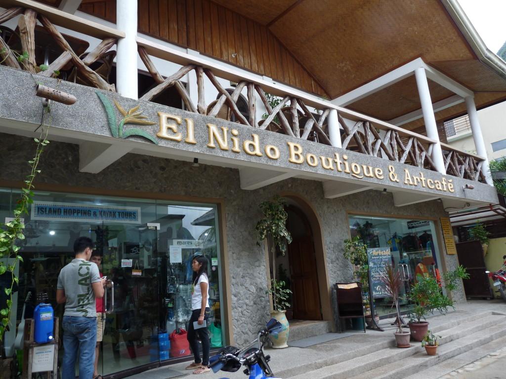 El Nido Artcafe