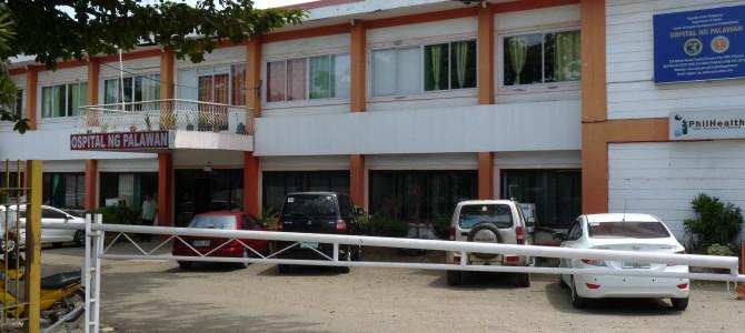 Zdravotní péče a nemocnice na Filipínách