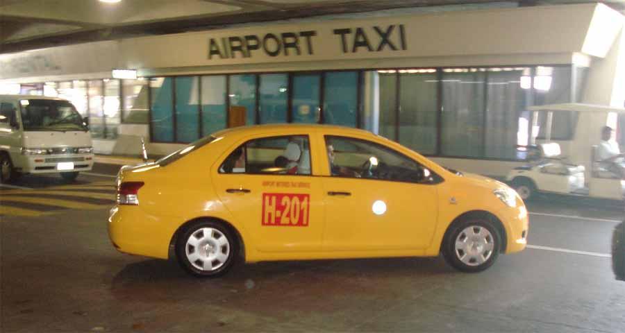 Taxikáři na Filipínách – zlevněná nástupní sazba a pár tipů