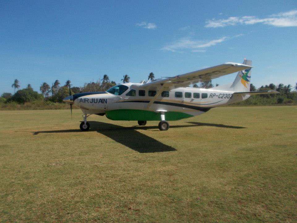 Malé letadlo Air Juan
