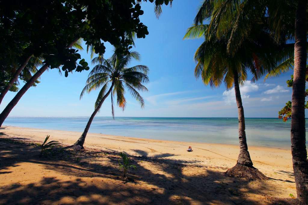 Pláž u Coco Verde