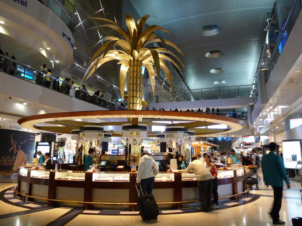 Letiště Dubaj