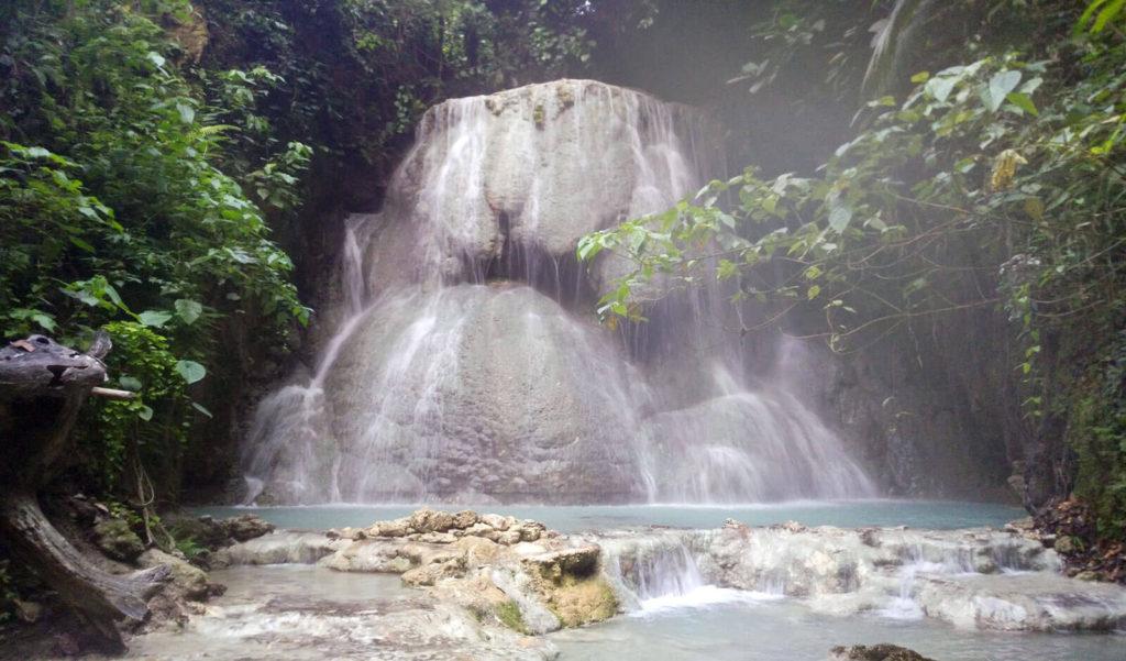 Aguinid-Falls-Samboan-Cebu