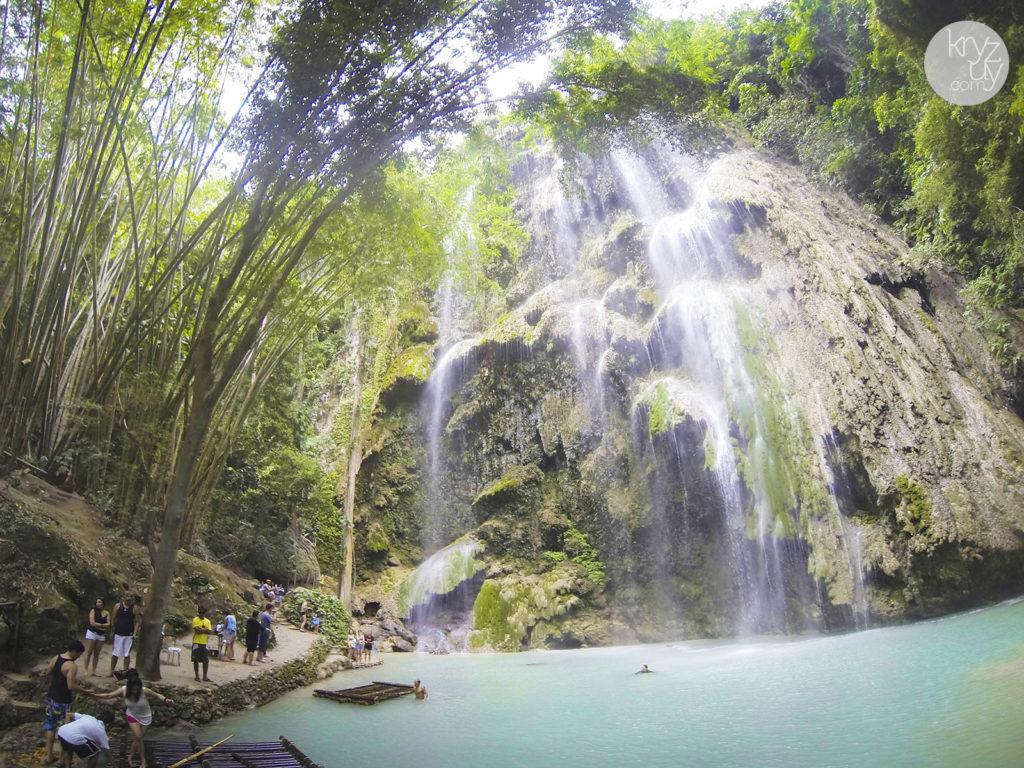 Tumalog falls, autor: www.kryzuy.com