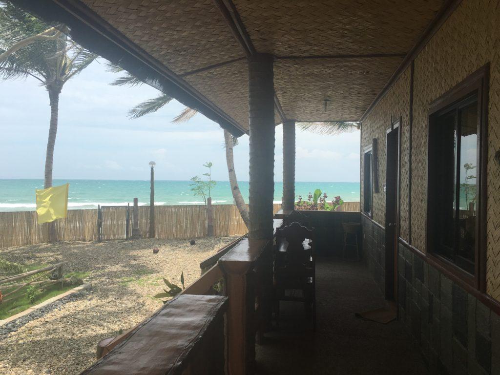 Pokoje přímo u pláže
