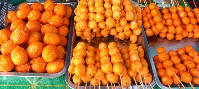 5 nejlepších pouličních jídel na Filipínách