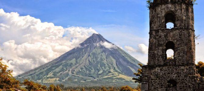 Sopka Mayon a Donsol (velrybí žraloci),  Bicol